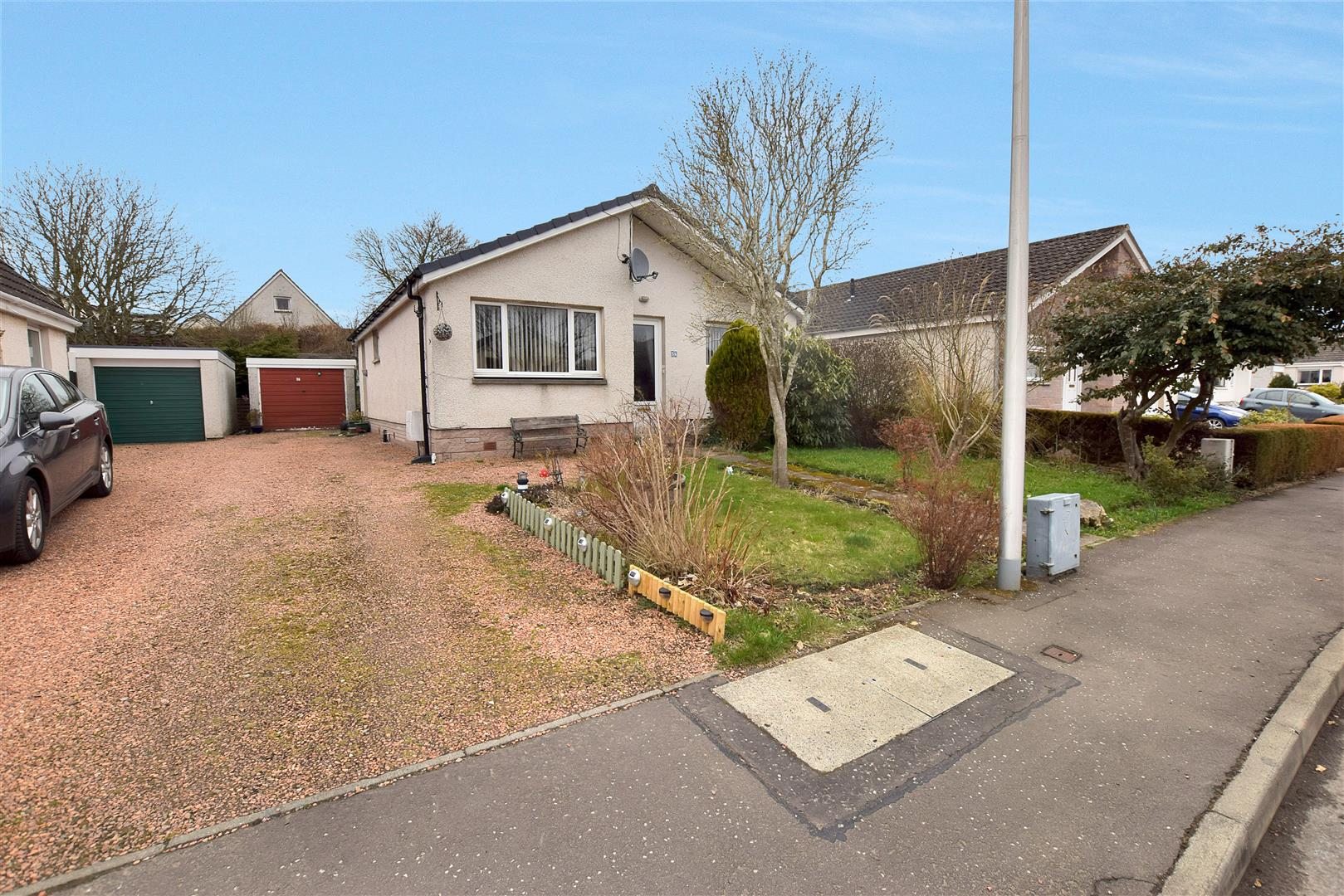 Smithfield Crescent, Blairgowrie, Perthshire, PH10 6UE, UK